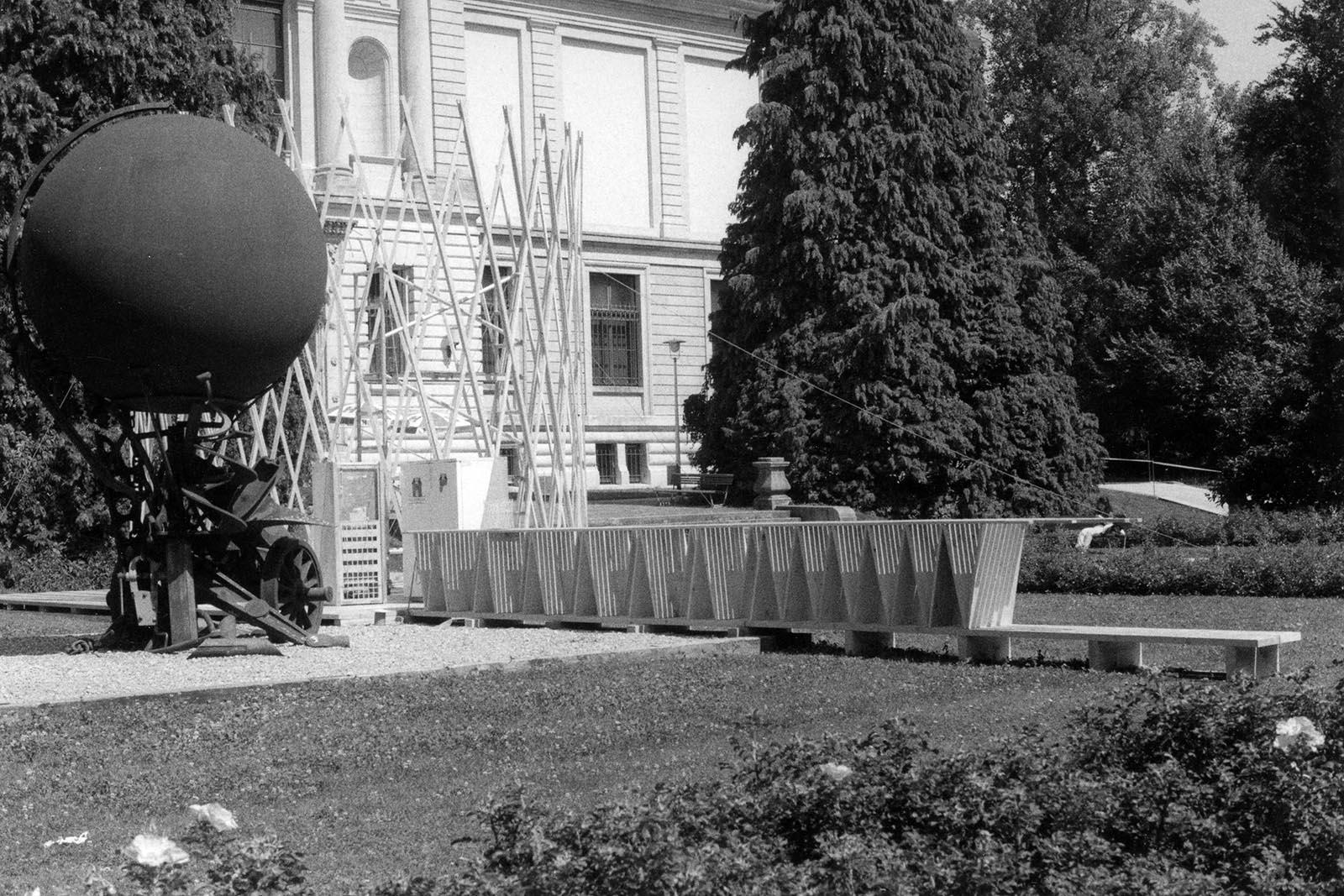 Festarchitektur, 150 Jahre Kunstverein Solothurn