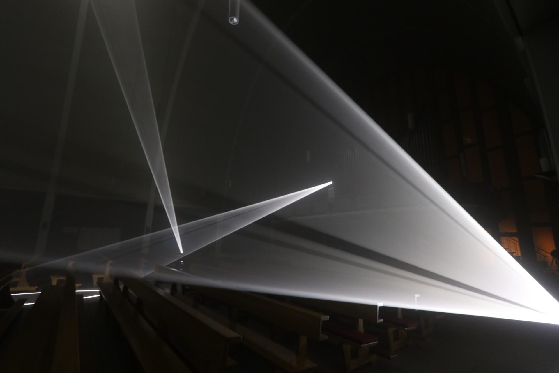 Moving Light Cones